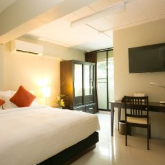 Отель Annex Lumpini Bangkok Таиланд, Бангкок - отзывы, цены и фото номеров - забронировать отель Annex Lumpini Bangkok онлайн комната для гостей фото 5