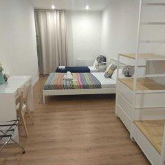 Отель Central & Basic Universitat Барселона комната для гостей фото 4