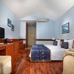 Belcekiz Beach Club Турция, Олудениз - 1 отзыв об отеле, цены и фото номеров - забронировать отель Belcekiz Beach Club - All Inclusive онлайн комната для гостей фото 4