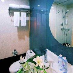 Отель City Inn Shenzhen Китай, Шэньчжэнь - отзывы, цены и фото номеров - забронировать отель City Inn Shenzhen онлайн ванная