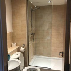 Отель Strawberry Field Великобритания, Ливерпуль - отзывы, цены и фото номеров - забронировать отель Strawberry Field онлайн ванная