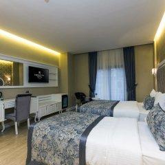 Отель Dencity комната для гостей фото 2