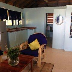 Отель Funky Fish Beach & Surf Resort Фиджи, Остров Малоло - отзывы, цены и фото номеров - забронировать отель Funky Fish Beach & Surf Resort онлайн комната для гостей фото 4