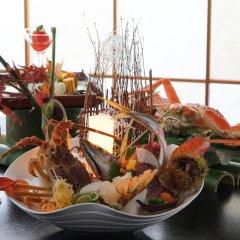 Отель Iwayu Ryokan Мисаса питание фото 3