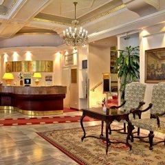 TOP Hotel Ambassador-Zlata Husa интерьер отеля