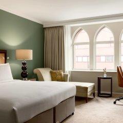St. Pancras Renaissance Hotel London комната для гостей фото 8