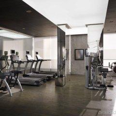 Отель Voco Dubai фитнесс-зал