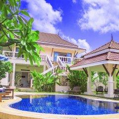Отель Baan Dork Bua Villa Таиланд, Самуи - отзывы, цены и фото номеров - забронировать отель Baan Dork Bua Villa онлайн бассейн фото 2