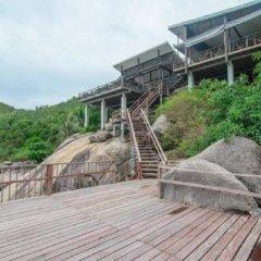 Отель Ao Muong Beach Resort фото 6