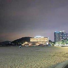 Отель Ekonomy Guesthouse Haeundae пляж