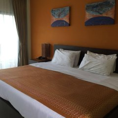 Krabi Cozy Place Hotel комната для гостей