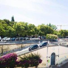 Отель Ola Lisbon - Principe Real III Лиссабон парковка