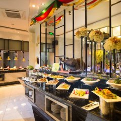Отель Hangzhou Hua Chen International питание фото 2