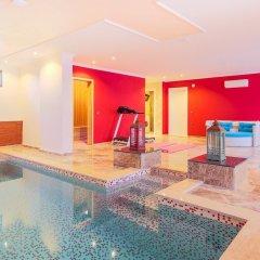 Villa Tena Турция, Калкан - отзывы, цены и фото номеров - забронировать отель Villa Tena онлайн бассейн фото 2