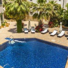 Amman West Hotel бассейн фото 2