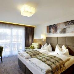 Hotel Garni Melanie комната для гостей фото 2