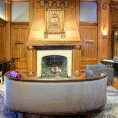 Отель Fairmont Le Chateau Frontenac Канада, Квебек - отзывы, цены и фото номеров - забронировать отель Fairmont Le Chateau Frontenac онлайн сауна