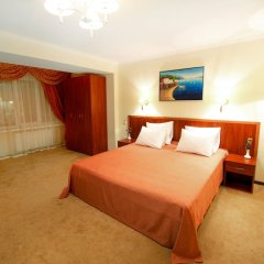 Гостиница Черное море комната для гостей фото 7