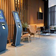 Zleep Hotel Aalborg Алборг интерьер отеля фото 2