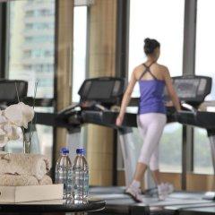 Отель JW Marriott Hotel Shenzhen Китай, Шэньчжэнь - отзывы, цены и фото номеров - забронировать отель JW Marriott Hotel Shenzhen онлайн фитнесс-зал фото 2