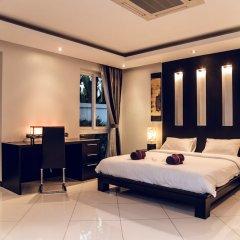 Отель Hollywood Pool Villa Jomtien Pattaya сейф в номере