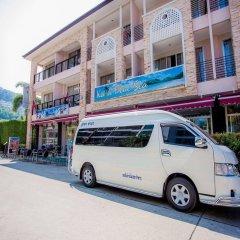 Отель Kata Blue Sea Resort городской автобус