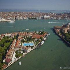 Отель Belmond Cipriani Венеция пляж фото 2