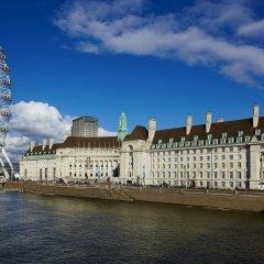 Отель London Marriott Hotel County Hall Великобритания, Лондон - 1 отзыв об отеле, цены и фото номеров - забронировать отель London Marriott Hotel County Hall онлайн пляж