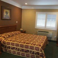 Отель Beverly Inn США, Лос-Анджелес - отзывы, цены и фото номеров - забронировать отель Beverly Inn онлайн комната для гостей фото 3