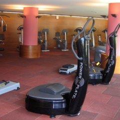 Отель Novotel Andorra фитнесс-зал фото 3