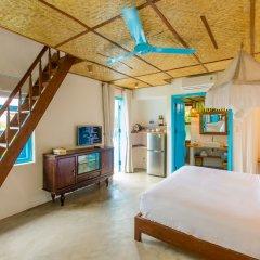 Отель Life Beach Villa комната для гостей фото 3