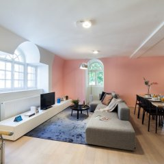 Апартаменты Sweet Inn Apartments Van Orley детские мероприятия