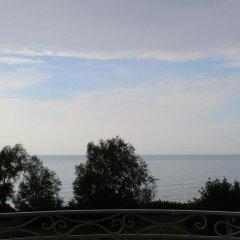 Гостиница Янтарный Сезон пляж фото 2