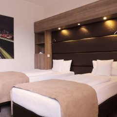 Отель Motel Plus Berlin комната для гостей фото 5