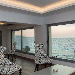 Отель Sunrise apartments rodos Греция, Родос - отзывы, цены и фото номеров - забронировать отель Sunrise apartments rodos онлайн комната для гостей фото 5