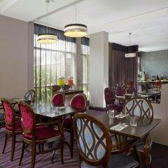 Отель DoubleTree by Hilton Hotel London - Chelsea Великобритания, Лондон - 1 отзыв об отеле, цены и фото номеров - забронировать отель DoubleTree by Hilton Hotel London - Chelsea онлайн питание фото 2