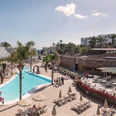 Отель Sotavento Beach Club Коста Кальма бассейн