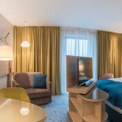 Отель Holiday Inn Dusseldorf City Toulouser Allee комната для гостей фото 3