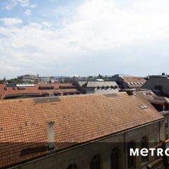 Отель Easy Hotel Metropole by Kreuz Швейцария, Берн - 3 отзыва об отеле, цены и фото номеров - забронировать отель Easy Hotel Metropole by Kreuz онлайн балкон