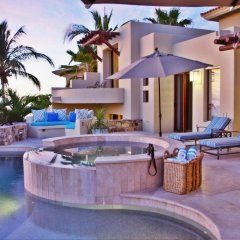 Отель Casa Bella Мексика, Сан-Хосе-дель-Кабо - отзывы, цены и фото номеров - забронировать отель Casa Bella онлайн бассейн фото 2