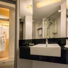 Отель Sunway Hotel Georgetown Penang Малайзия, Пенанг - отзывы, цены и фото номеров - забронировать отель Sunway Hotel Georgetown Penang онлайн ванная