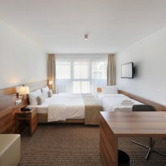 Vi Vadi Hotel downtown munich комната для гостей фото 15