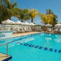 Отель Flouressia Gardens Протарас бассейн фото 2