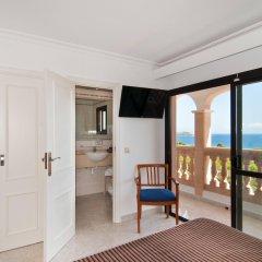 Hotel Na Taconera комната для гостей фото 4