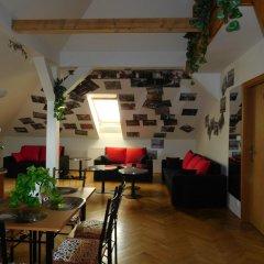 Hostel Hello Прага интерьер отеля