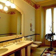 Отель Grand Hotel et de Milan Италия, Милан - 4 отзыва об отеле, цены и фото номеров - забронировать отель Grand Hotel et de Milan онлайн ванная