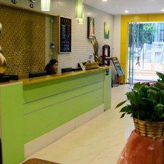 Отель Xinxiangyue Hotel Китай, Шэньчжэнь - отзывы, цены и фото номеров - забронировать отель Xinxiangyue Hotel онлайн интерьер отеля фото 2