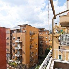 Отель Villa Aquari Cozy Apartment Италия, Рим - отзывы, цены и фото номеров - забронировать отель Villa Aquari Cozy Apartment онлайн балкон
