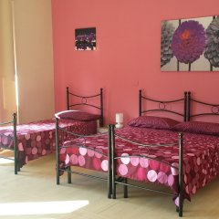 Отель B&B Il Terrazzo di Archimede Сиракуза комната для гостей фото 3