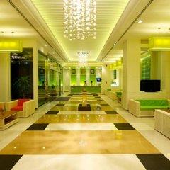 Отель Jasmine Resort Sriracha интерьер отеля